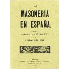 LIBRO LA MASONERÍA EN ESPAÑA